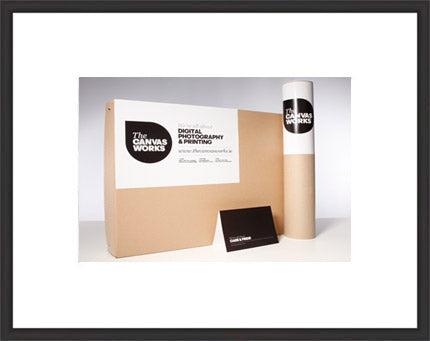 Canvas Print Packing