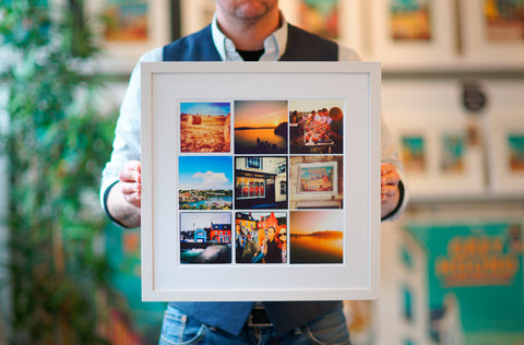 Framed Instagram Prints