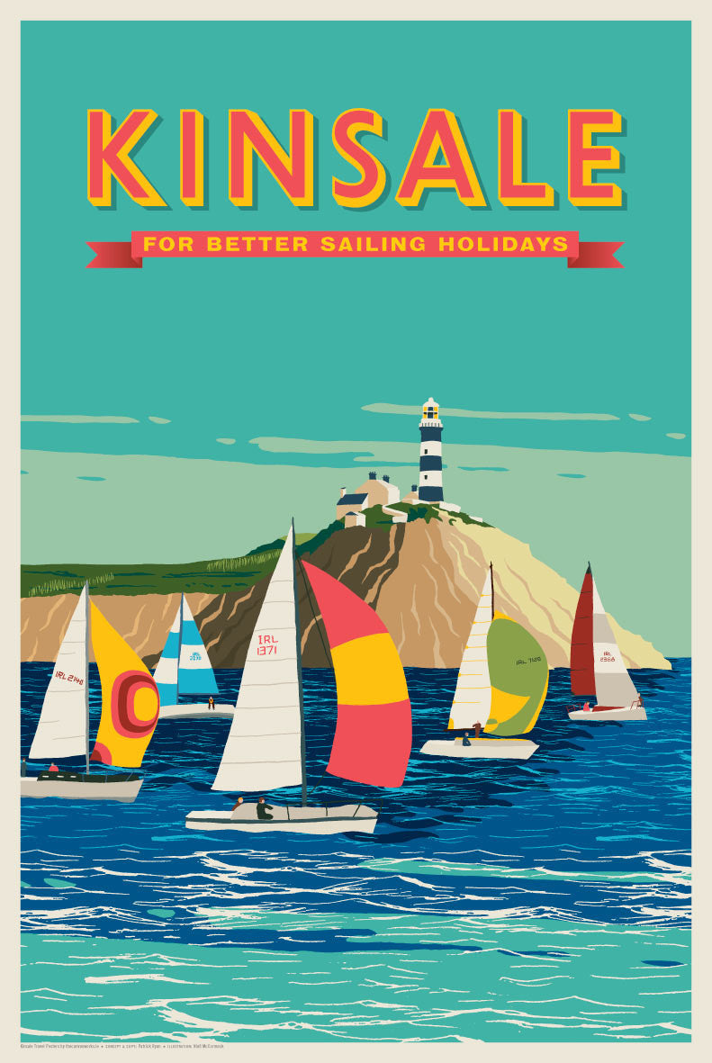 Kinsale For Better Sailing Holidays