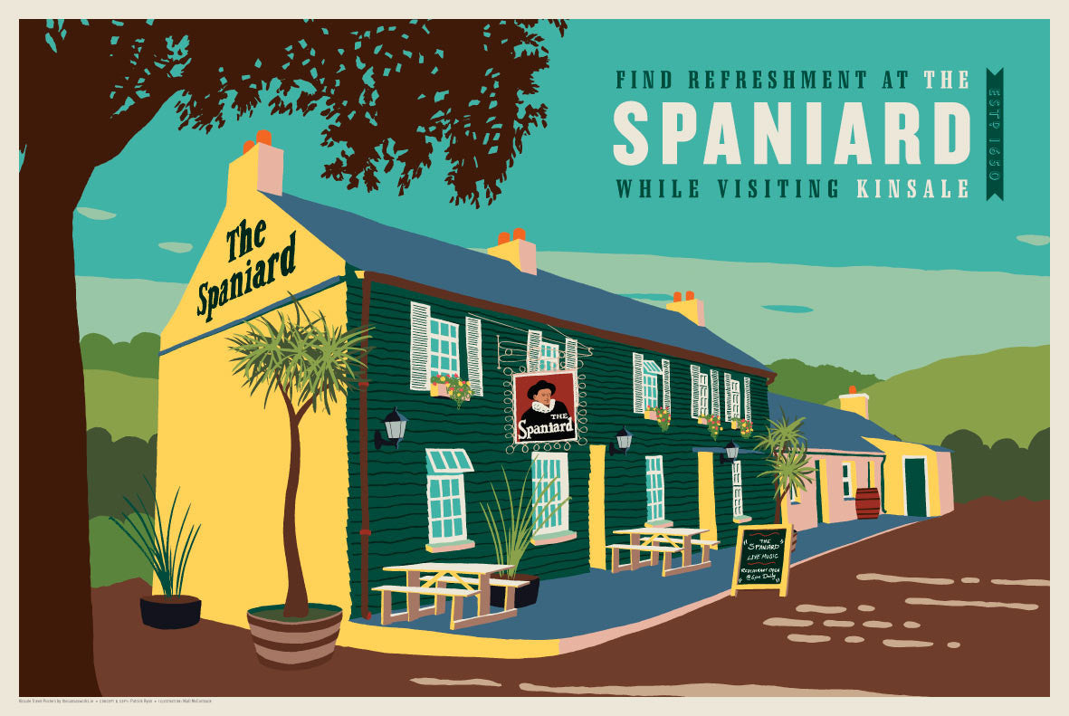 The Spaniard, Kinsale (Landscape)