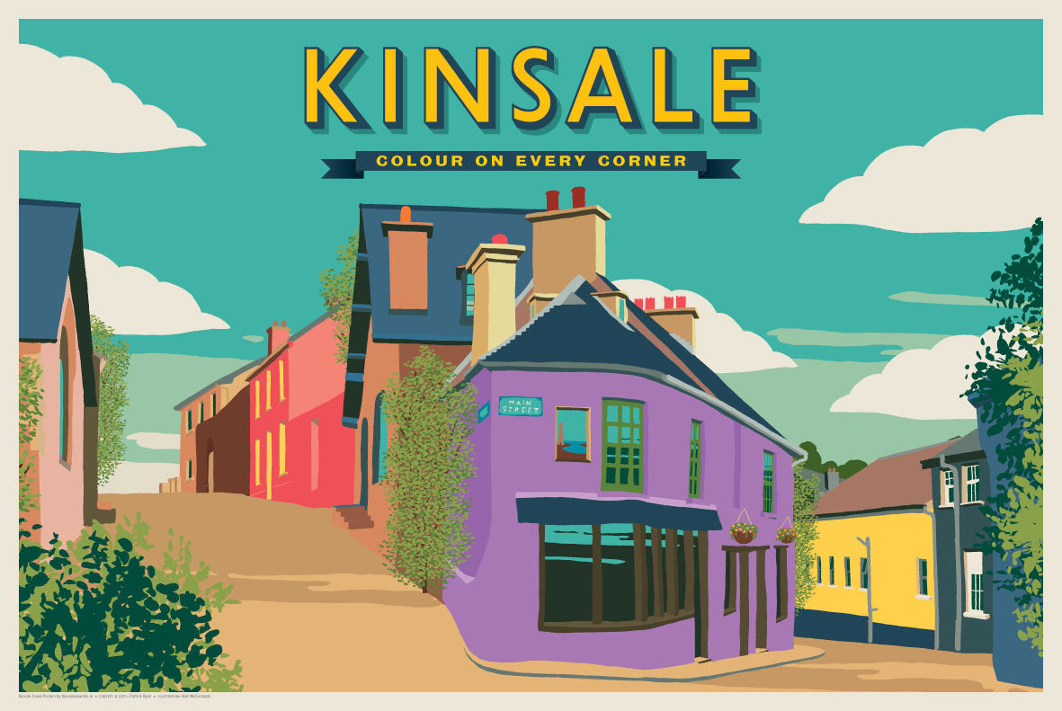 Kinsale Colour on Every Corner