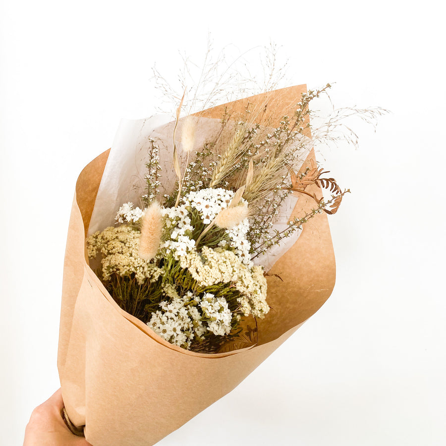 Dried Posy - Neutral