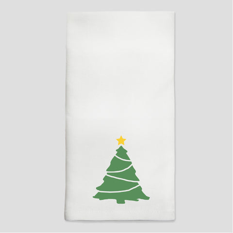 Tree Dinner Napkins - Set of 4