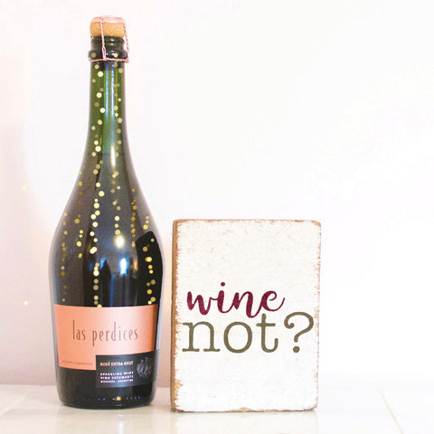 Wine Not? Rustic Block
