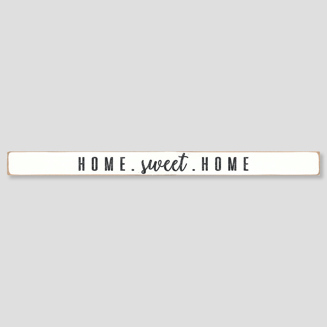 Home. Sweet. Home Barn Wood Sign