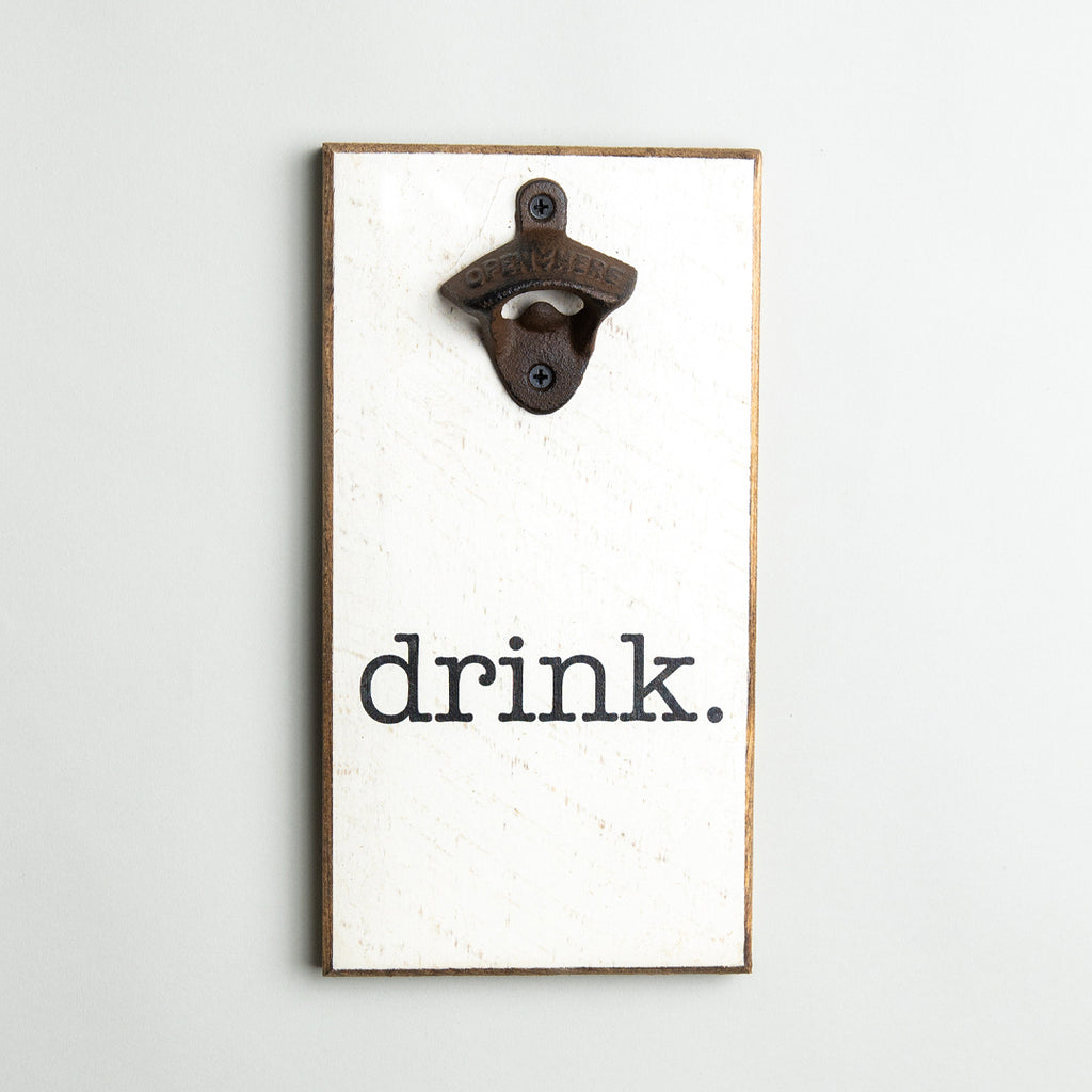 Beer Bottle Opener by Rustic Marlin Home Décor and Accents