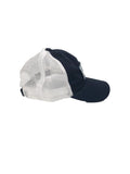 Kids American Flag Patch Hat - Navy Blue