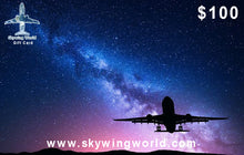 Load image into Gallery viewer, Gift Card - Skywing World