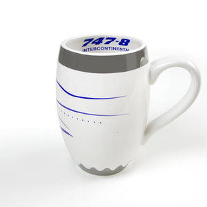 Official Boeing Unified 747-8 Engine Mug - Skywing World