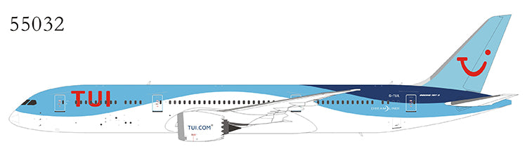 NG Model Boeing B787-9 Dreamliner TUI 1:400 Scale 55032