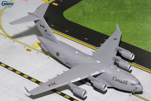 Gemini Jets Canadian Royal Air Force Boeing C-17 - Buffalo Logo 1:200 Scale G2CAF646 - Skywing World
