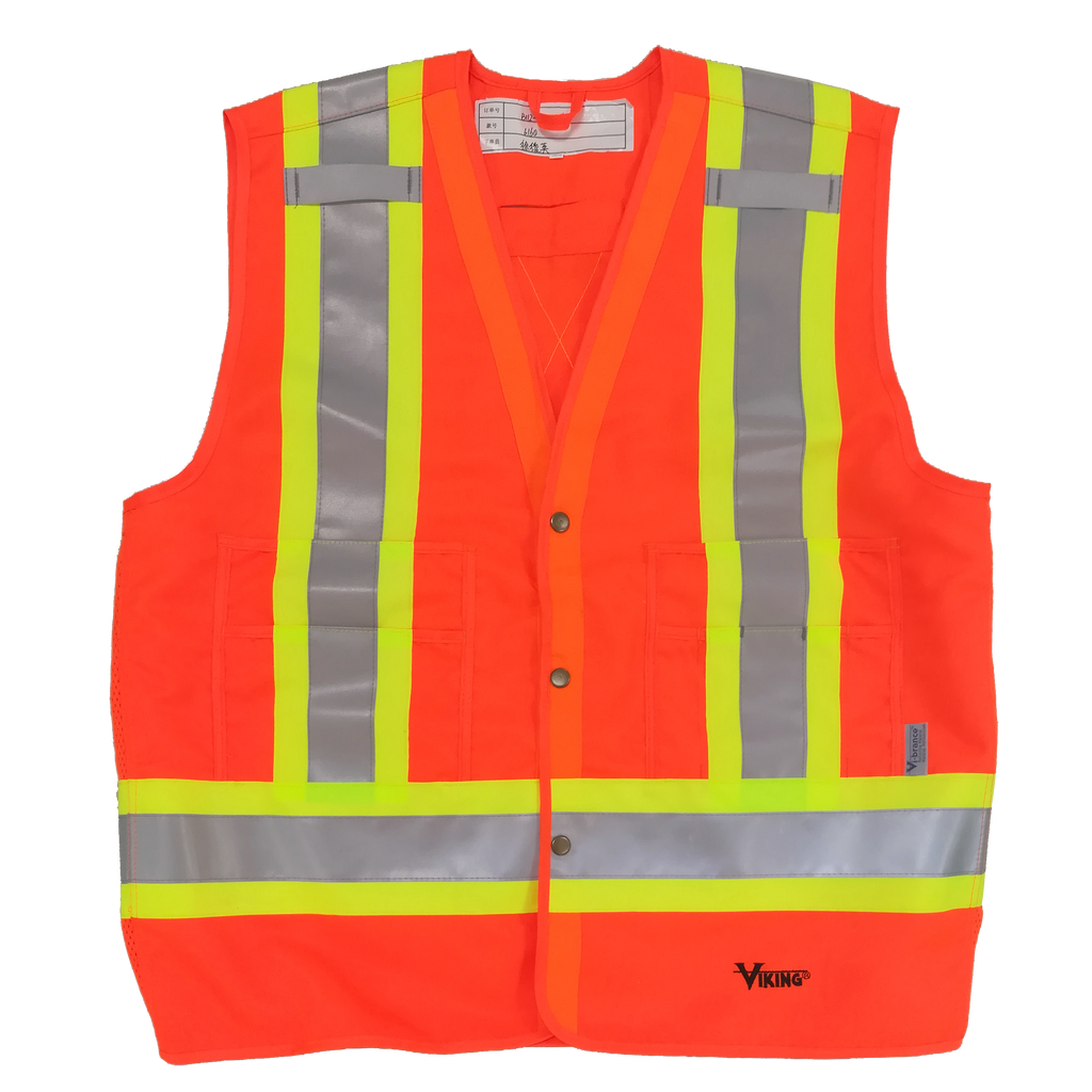 Viking® Tall Safety Vest (pack of 5) - Skywing World