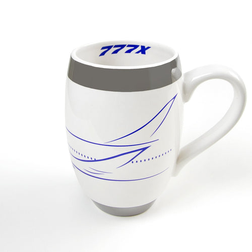 Official Boeing Unified 777X Engine Mug - Skywing World