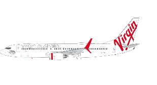 Gemini Jets Virgin Australia Airlines Boeing B737-800 1:200 Scale G2VOZ496 With Stand
