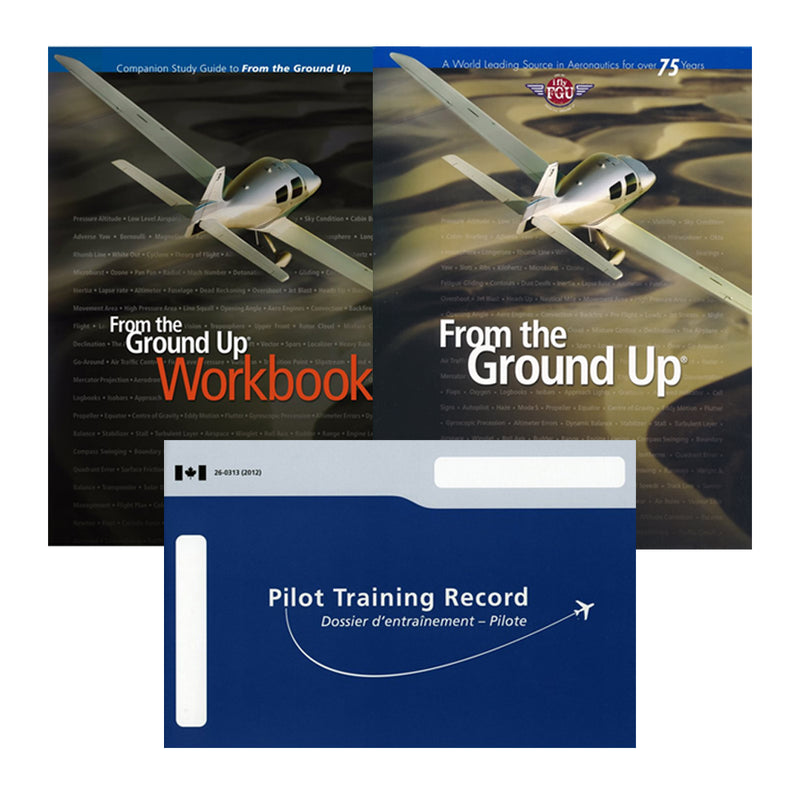 From The Ground Up 29th Edition Combo With, PTR and Workbook 3rd Edition
