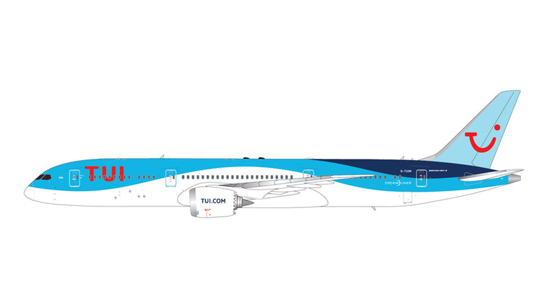 Gemini Jets TUI Airways Boeing B787-9 1:200 Scale G2TOM908 With Stand