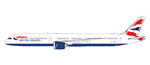 Gemini Jets British Airways Boeing B787-10 Dreamliner 1:400 Scale GJBAW1931 - Skywing World