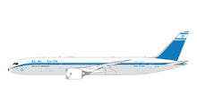 "Load image into Gallery viewer, Gemini Jets El Al Boeing B787-9 ""Retro Livery"" 1:400 Scale GJELY1893 - Skywing World"