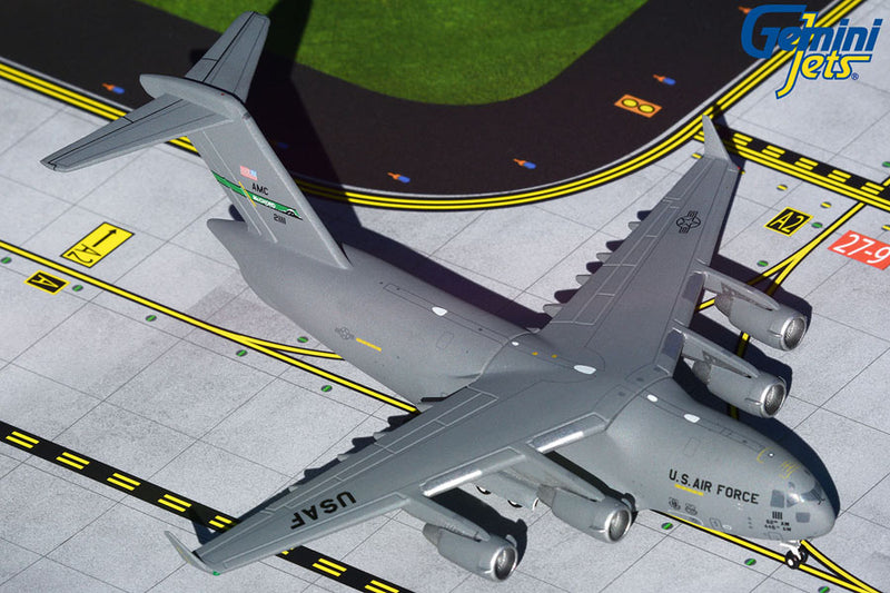 Gemini Jets US Air Force C-17A Globemaster III 21111 McChord Field 1:400 Scale GMUSA090