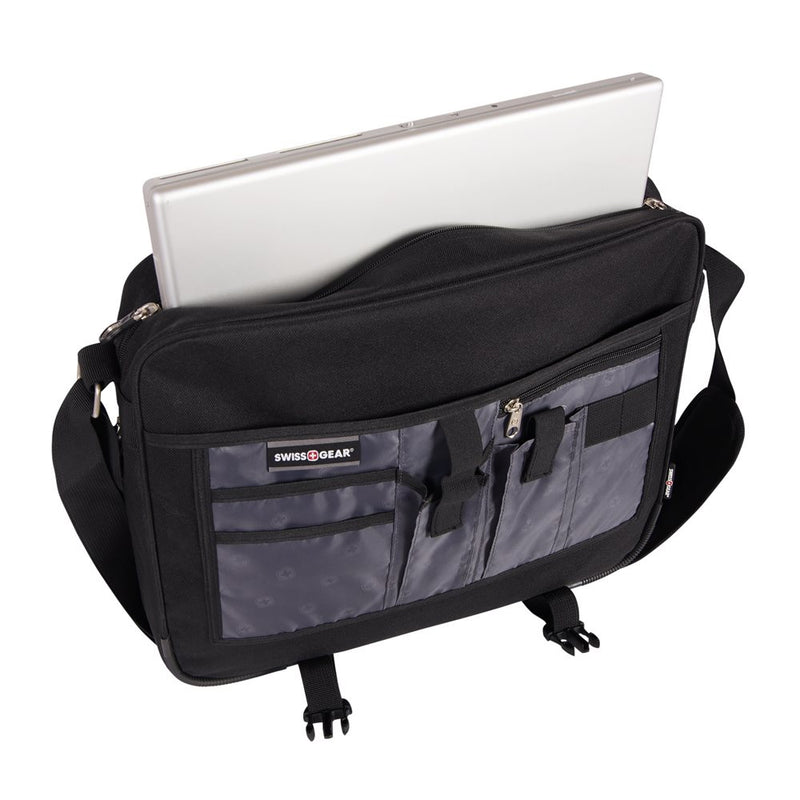 Swissgear Deluxe Flight Bag - Black