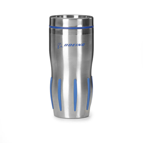Official Boeing Jet Engine Stainless Steel Mug Tumbler - Skywing World