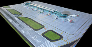 Gemini Jets Airport 4 Piece Mat for GJARPTC Terminal Set 1:400 Scale GJAPS008 - Skywing World