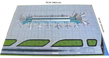 Load image into Gallery viewer, Gemini Jets Airport 4 Piece Mat for GJARPTC Terminal Set 1:400 Scale GJAPS008 - Skywing World
