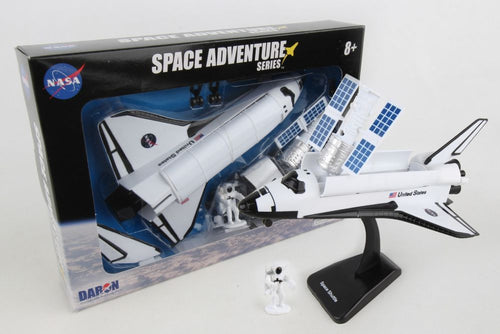 Daron Nasa Space Adventure Space Shuttle Playset NR20405A - Skywing World