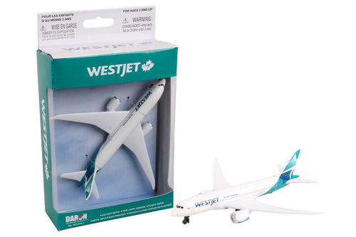 Daron WestJet Single Plane Die-Cast New Livery RT7374-1 - Skywing World