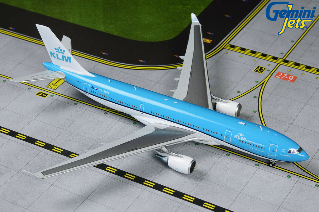 Gemini Jets KLM Airbus A330-200 1:400 Scale GJKLM1874 - Skywing World