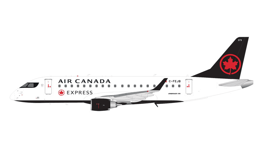 Gemini Jets Air Canada Express Embraer ERJ-175 1:200 Scale G2ACA852 - Skywing World