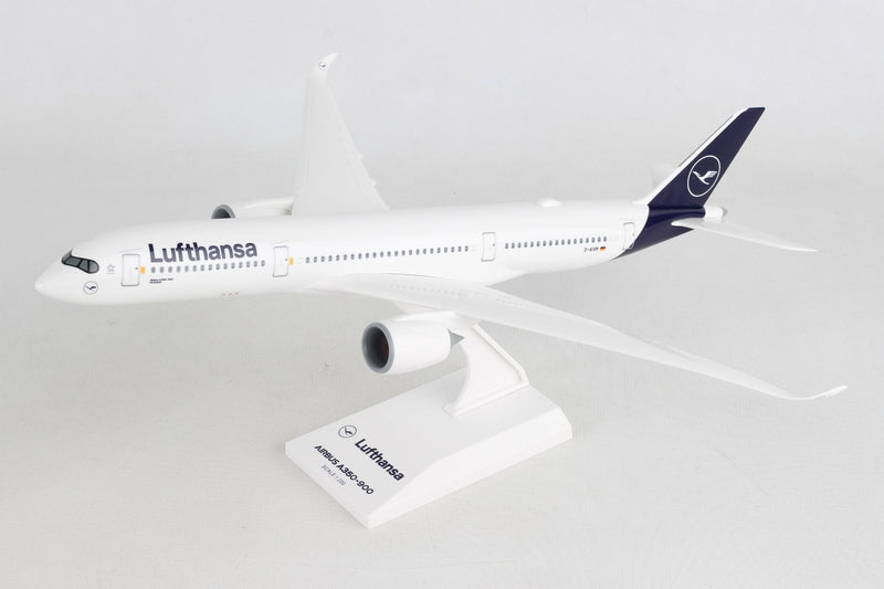Skymarks Lufthansa Airbus A350-900 1:200 Scale SKR1027 With Stand