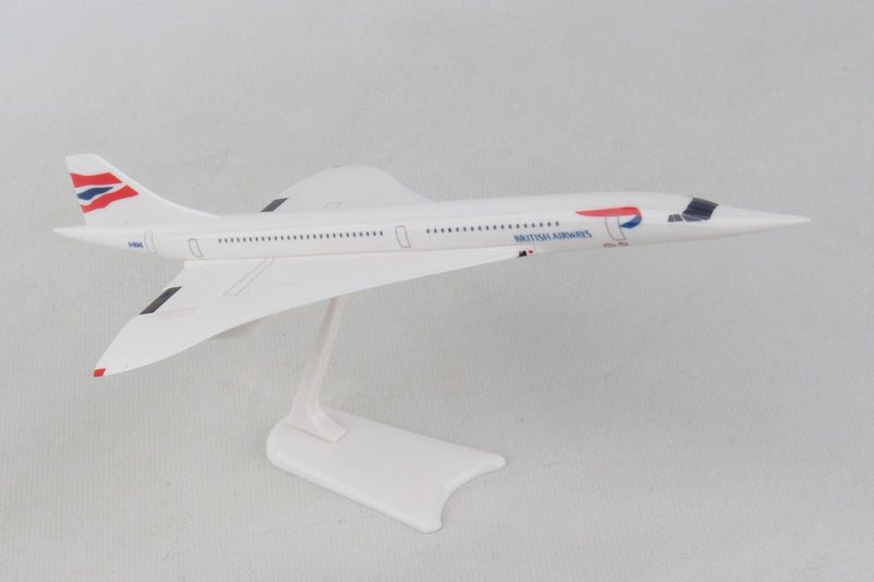 Skymarks British Airways Concorde 1:250 Scale SKR106 With Stand