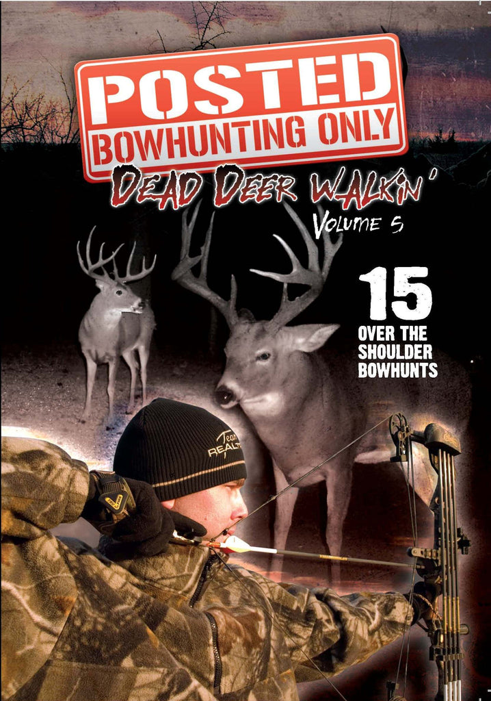 Dead Deer Walking Volume 5 DVD