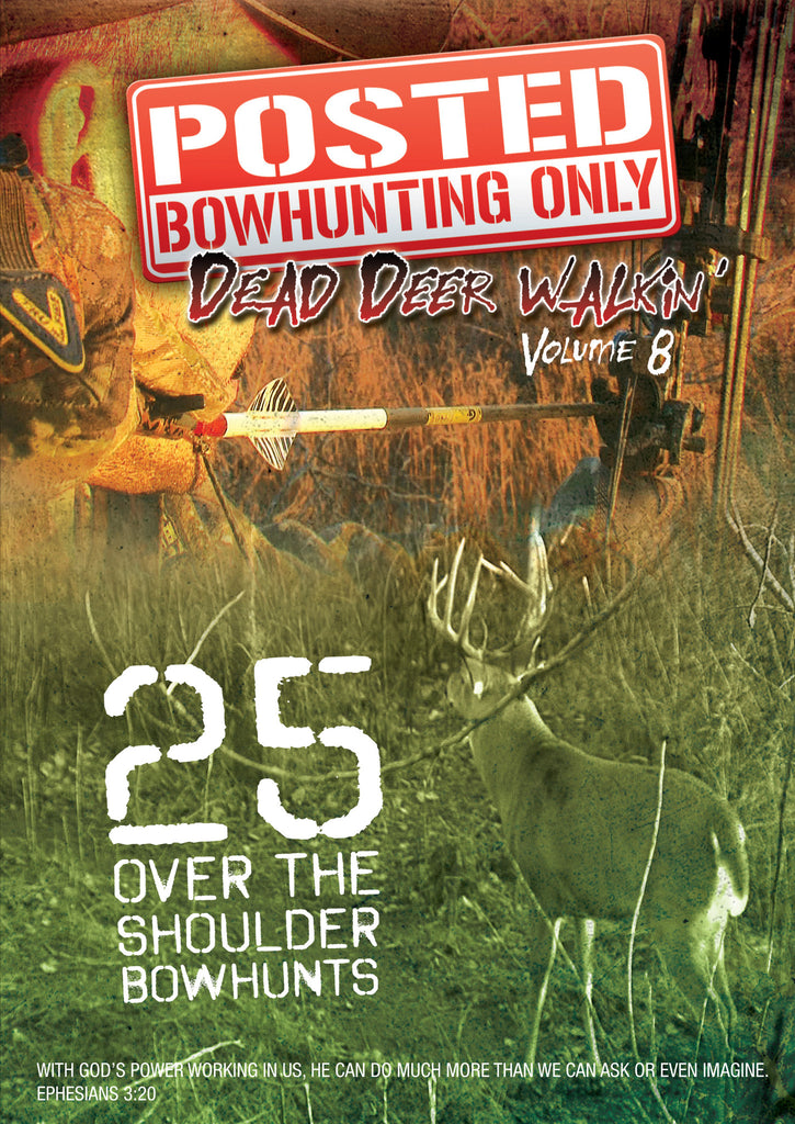 Dead Deer Walking Volume 8 DVD