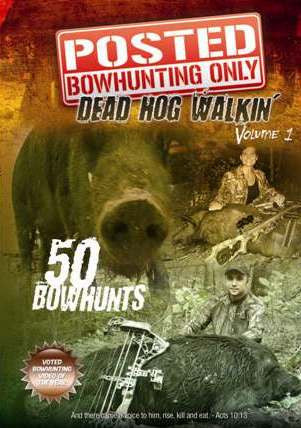 Dead Hog Walking DVD