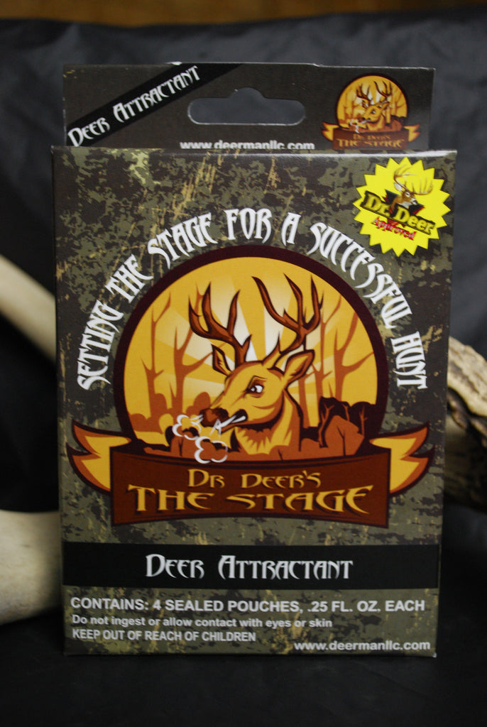 Dr. Deer's THE STAGE