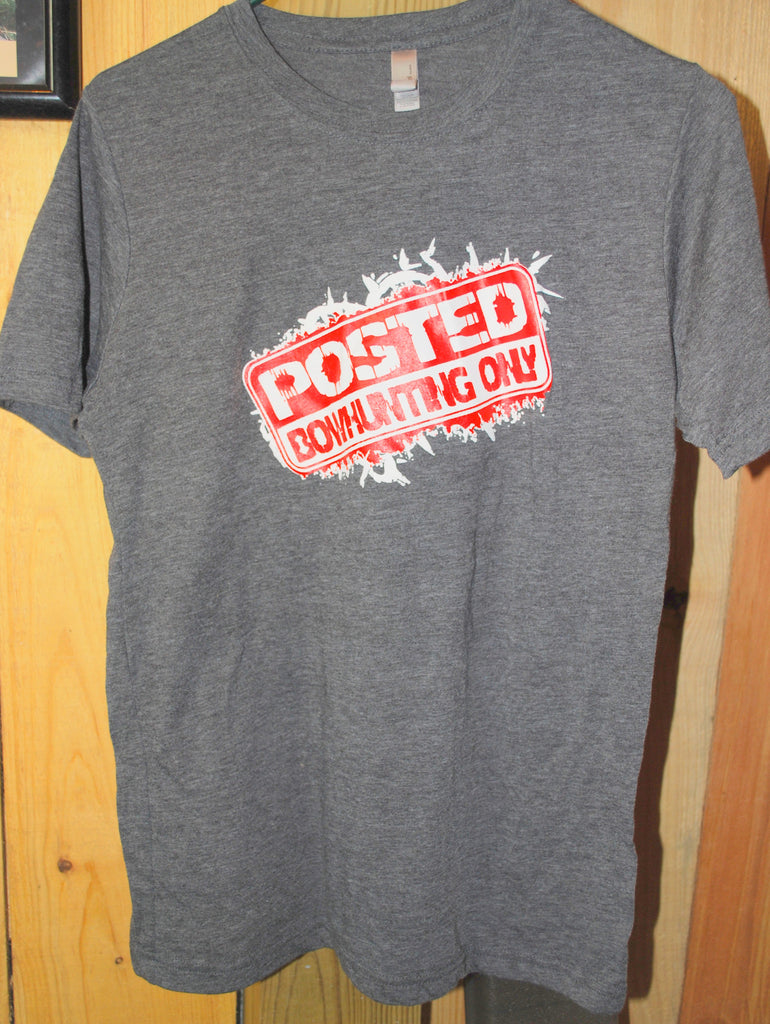 Posted Bowhunting Only T-Shirt