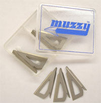 Muzzy Replacement Blades for 100 grain