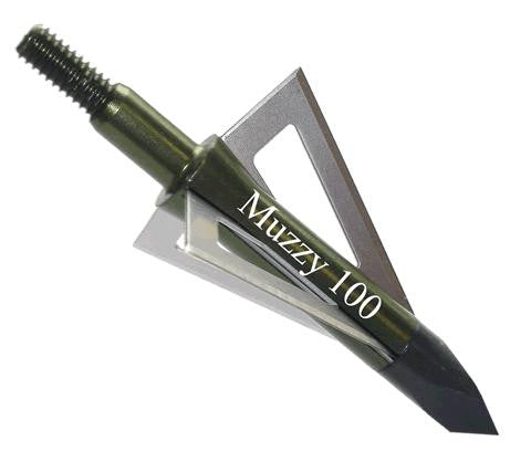 Muzzy 100grain 3 blade (6-pack)
