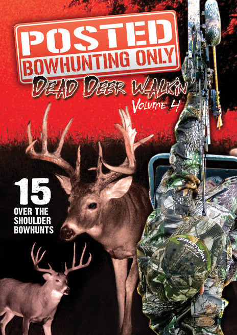 Dead Deer Walking Volume 4 DVD