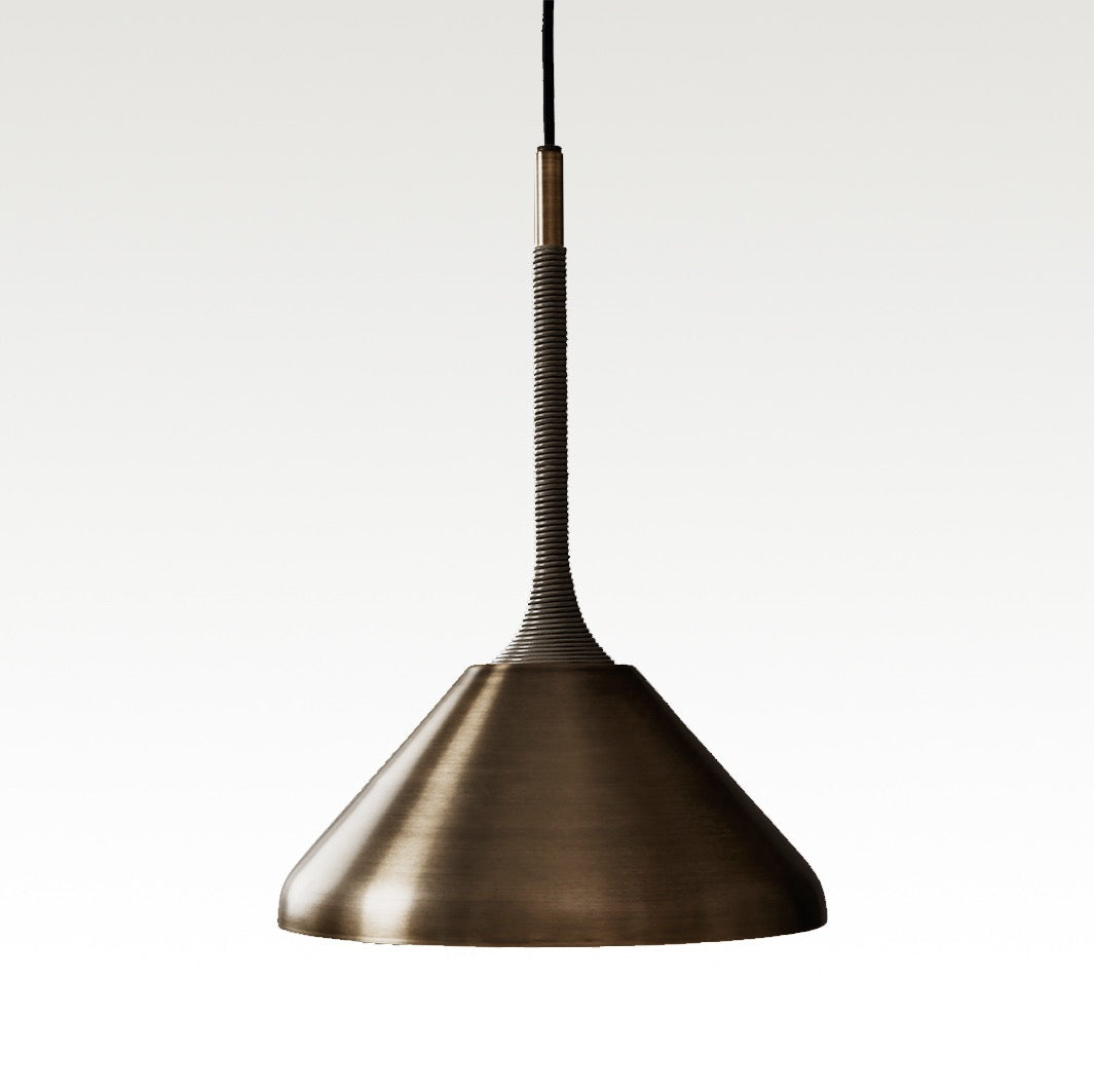 Stem Shade Pendant Lamp
