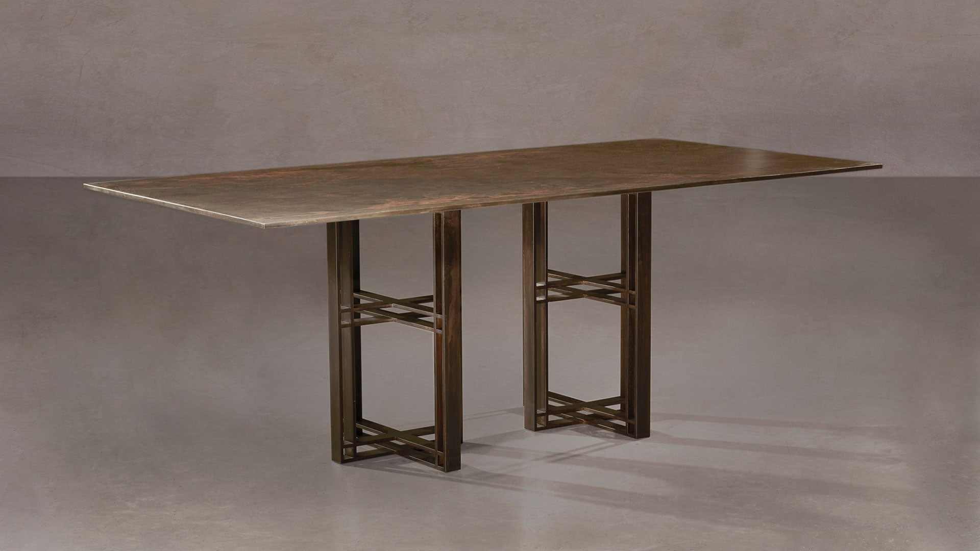 Athwart Dining Table