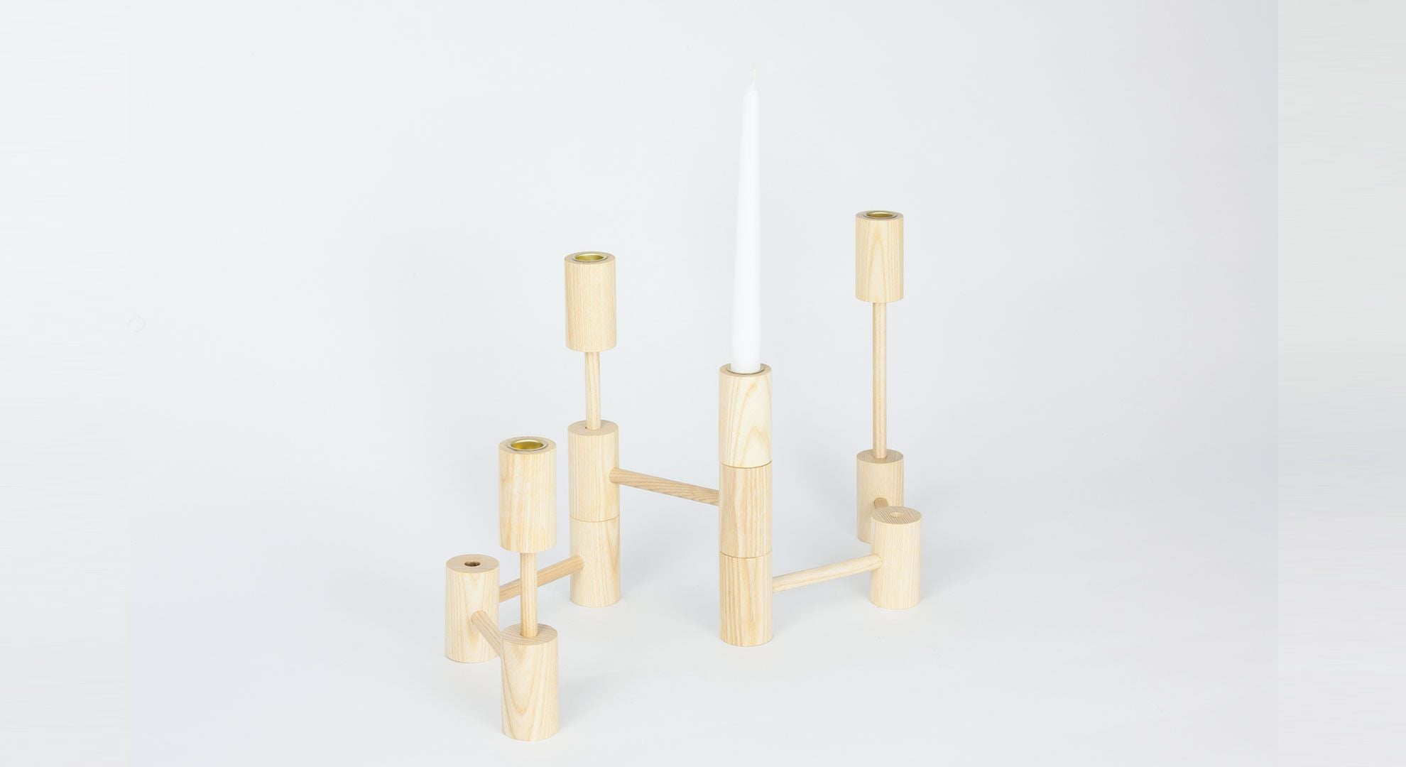 MNA Candle Holder