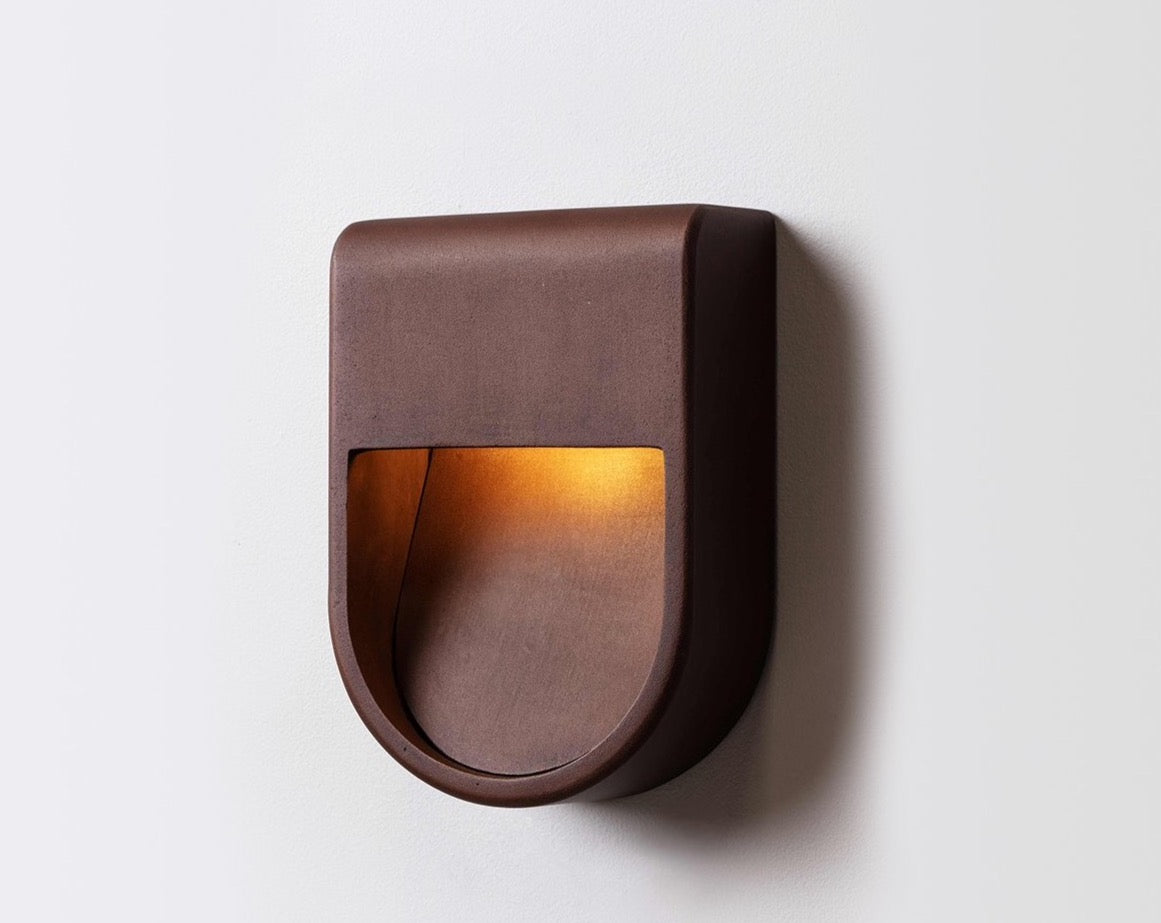 Kyoto Wide Sconce