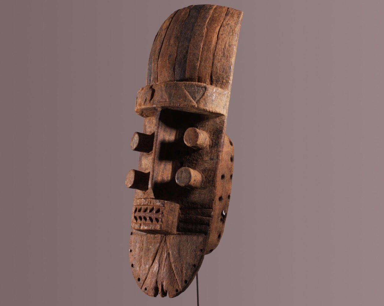 Grebo Kru War Mask