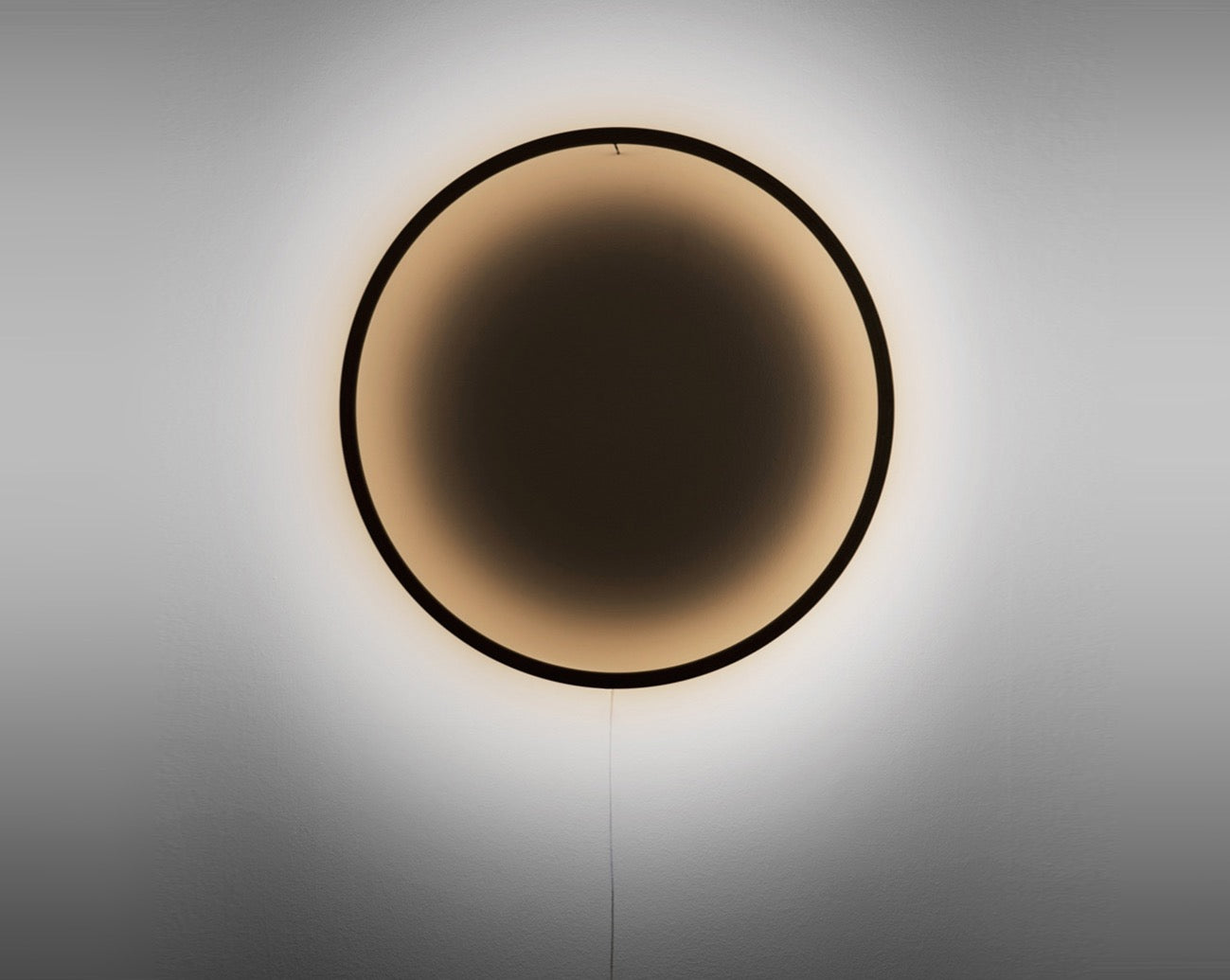 Eclipse Wall Light Bazar Noir Editions