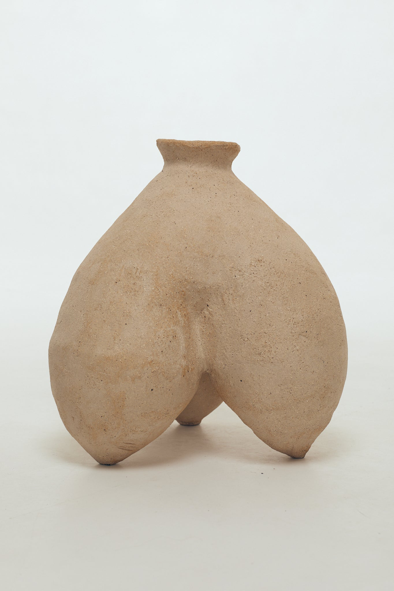 Three Legged Vase