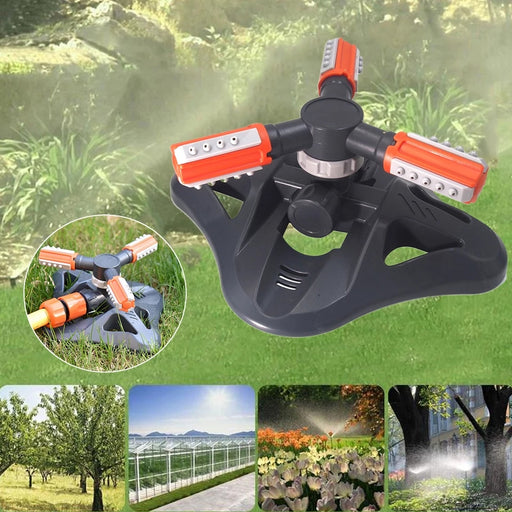 Best Quality 360 Degree Rotating Lawn Sprinkler