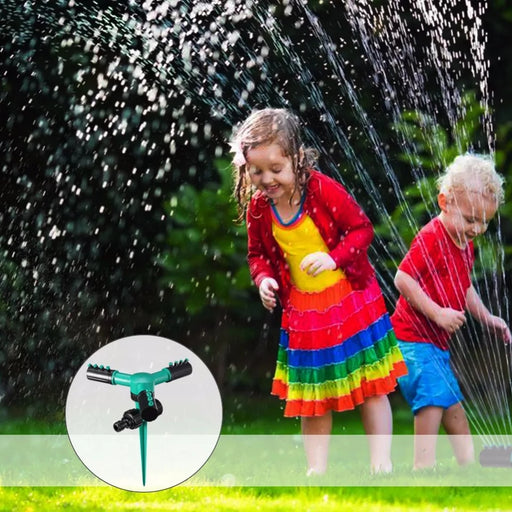 360 Degree Circle Rotating Automatic Water Sprinkler
